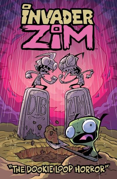Invader Zim – The Dookie Loop Horror (2021)