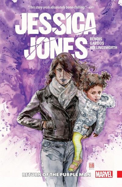 Jessica Jones Vol. 3 – Return Of The Purple Man (TPB) (2018)