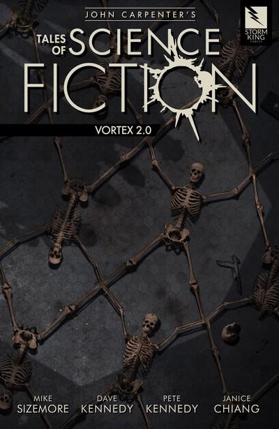 John Carpenter's Tales of Science Fiction – Vortex 2.0 (2020) (Fan Made TPB)