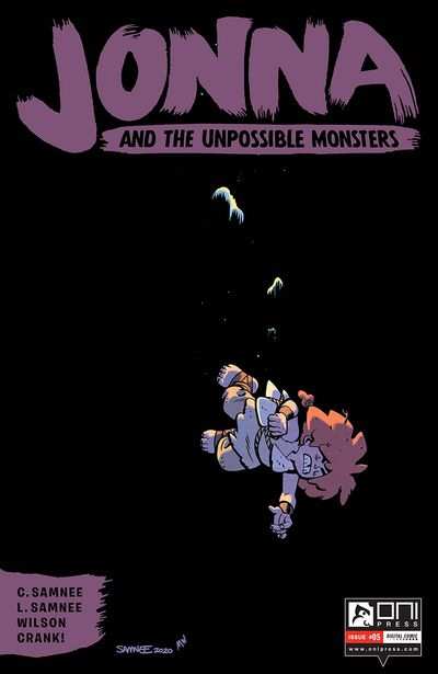 Jonna and the Unpossible Monsters #5 (2021)
