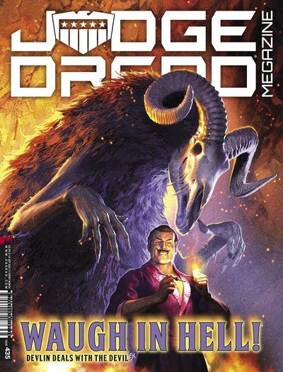 Judge Dredd Megazine #435 (2021)