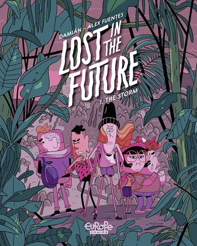 Lost in the Future Vol. 1 – The Storm (2021)