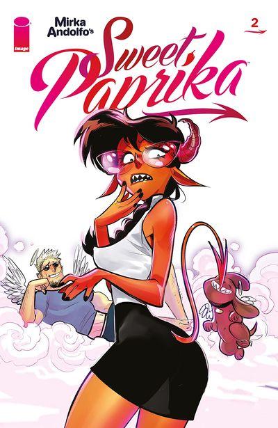 Mirka Andolfo's Sweet Paprika #2 (2021)