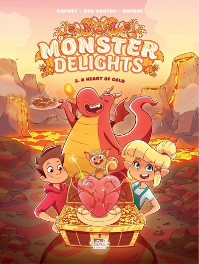 Monster Delights #2 – A Heart of Gold (2021)