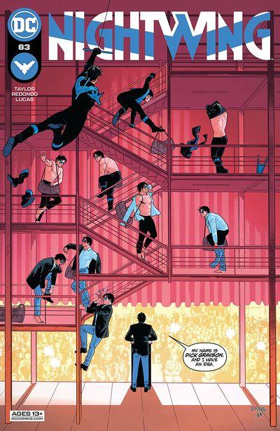 Nightwing #83 (2021)