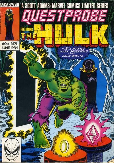 Questprobe #1 – 3 (1984-1985)