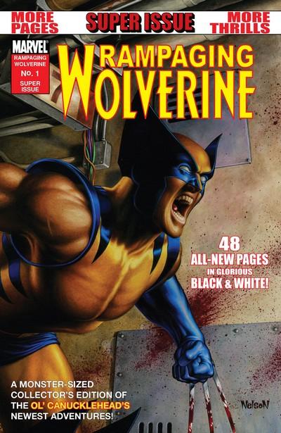 Rampaging Wolverine #1 (2009)