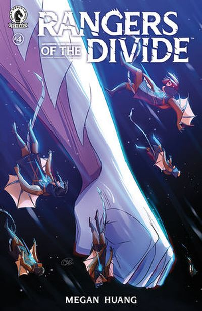 Rangers of the Divide #4 (2021)
