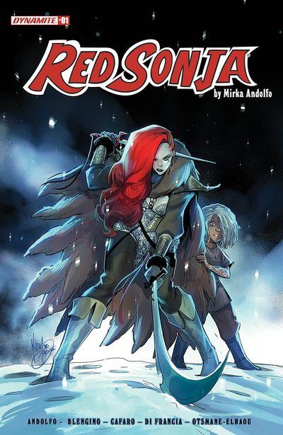 Red Sonja #1 (2021)