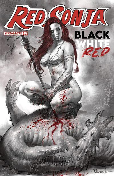 Red Sonja – Black, White, Red #2 (2021)
