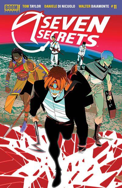 Seven Secrets #11 (2021)