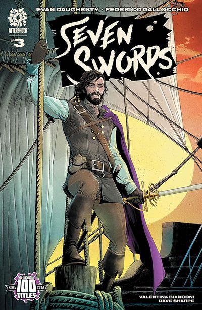 Seven Swords #3 (2021)