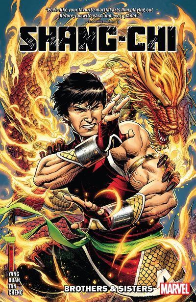 Shang-Chi by Gene Luen Yang Vol. 1 – Brothers & Sisters (TPB) (2021)