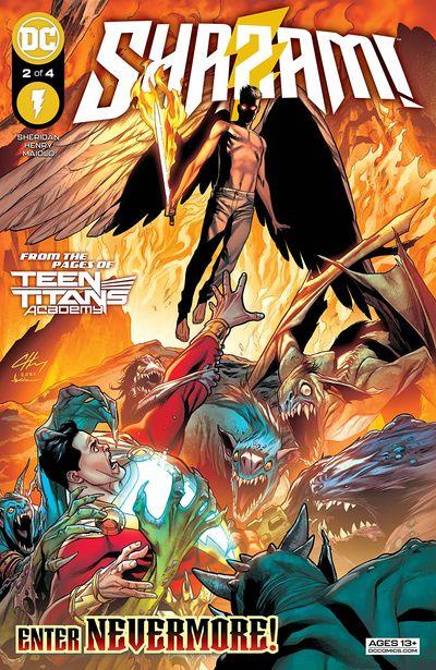 Shazam! #2 (2021)