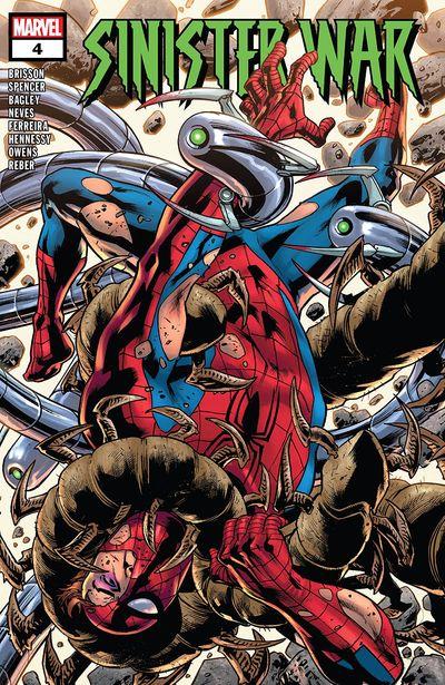 Sinister War #4 (2021)
