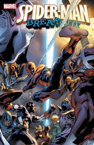 Spider-Man – Breakout (TPB) (2005)