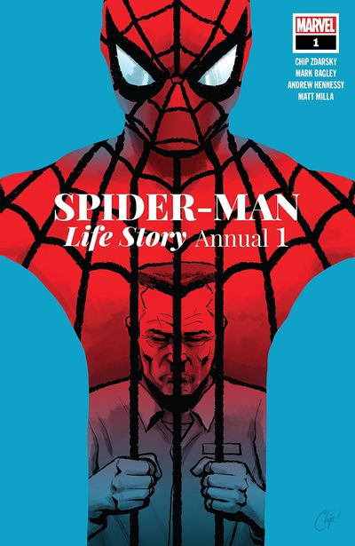 Spider-Man – Life Story Annual #1 (2021)
