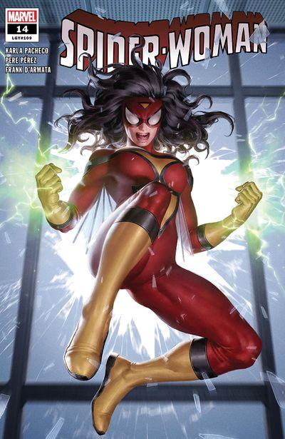 Spider-Woman #14 (2021)