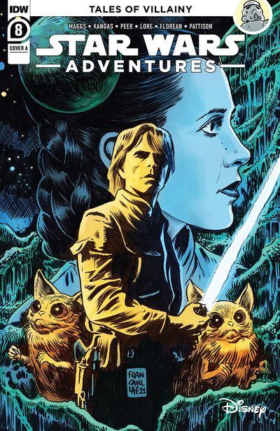 Star Wars Adventures #8 (2021)