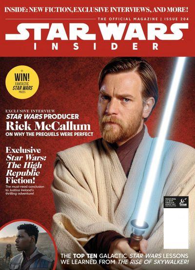 Star Wars Insider #204 (2021)