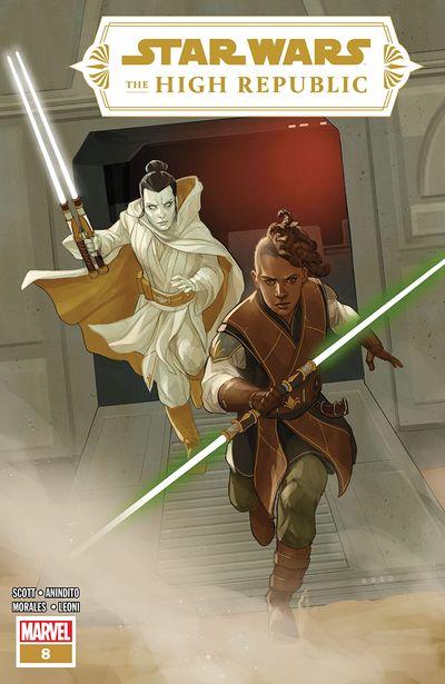 Star Wars – The High Republic #8 (2021)