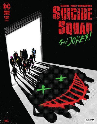 Suicide Squad – Get Joker! #1 (2021)