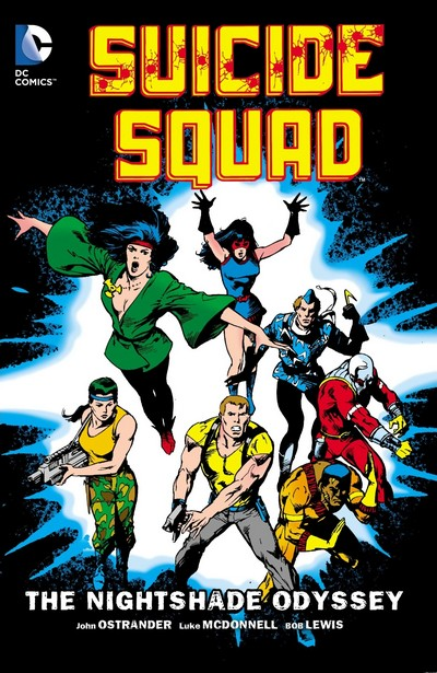 Suicide Squad Vol. 2 – The Nightshade Odyssey (TPB) (2015)