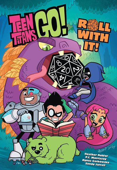 Teen Titans Go! Roll With It! (TPB) (2020)
