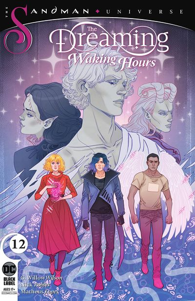 The Dreaming – Waking Hours #12 (2021)