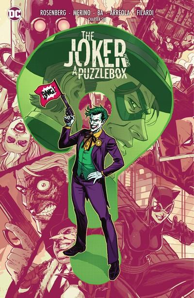 The Joker Presents – A Puzzlebox #6 (2021)
