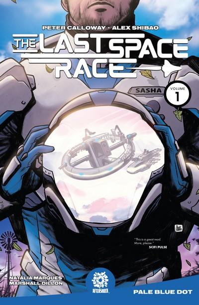 The Last Space Race Vol. 1 – Pale Blue Dot (TPB) (2019)
