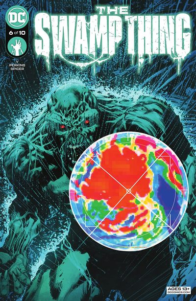 The Swamp Thing #6 (2021)