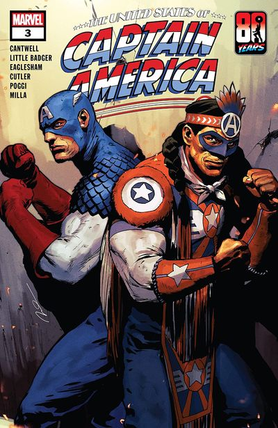 The United States Of Captain America #3 (2021)