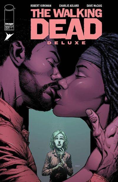 The Walking Dead Deluxe #22 (2021)