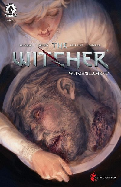 The Witcher – Witch's Lament #4 (2021)