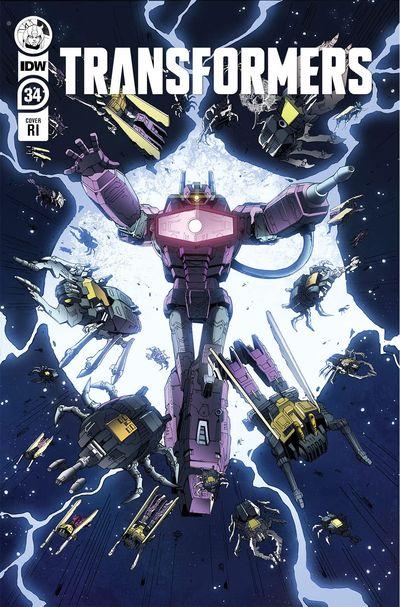 Transformers #34 (2021)