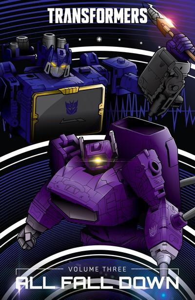 Transformers Vol. 3 – All Fall Down (TPB) (2021)