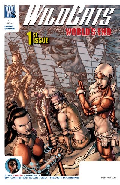 WildCats #1 – 30 (2008-2011)