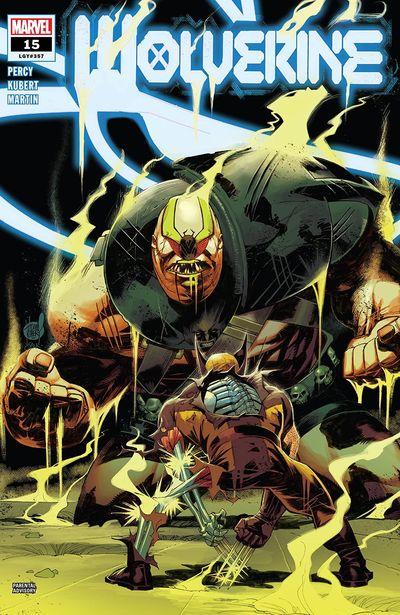 Wolverine #15 (2021)