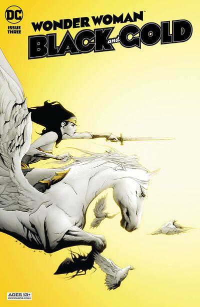 Wonder Woman Black and Gold #3 (2021)