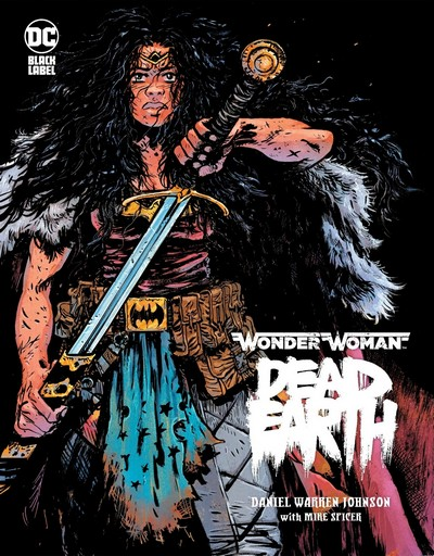 Wonder Woman – Dead Earth (TPB) (2020)