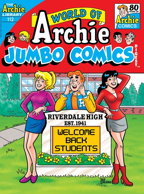 World of Archie Double Digest #112 (2021)