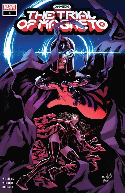 X-Men – The Trial Of Magneto #1 (2021)