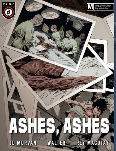 Ashes, Ashes #5 (2021)
