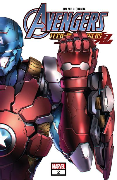 Avengers – Tech-On #2 (2021)