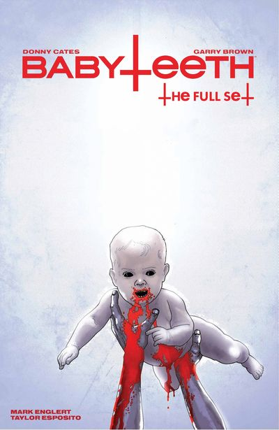 Babyteeth – The Full Set (2021) (Fan Made TPB)