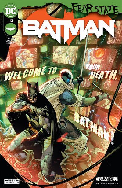 Batman #113 (2021)
