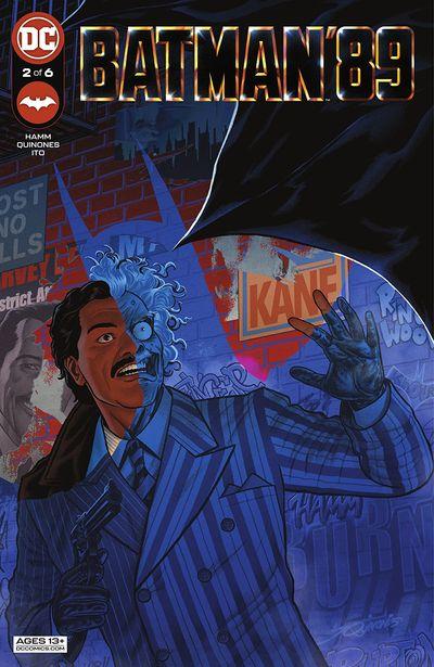 Batman '89 #2 (2021)