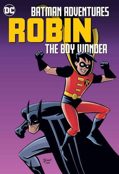 Batman Adventures – Robin, the Boy Wonder (TPB) (2020)