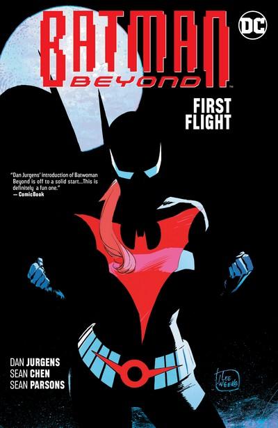 Batman Beyond Vol. 7 – First Flight (TPB) (2020)